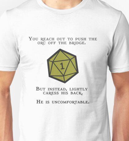 Natural 1 - Orc Unisex T-Shirt