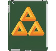 Impossible Triforce  iPad Case/Skin