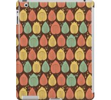 Decorative leaves. Autumn mood. iPad Case/Skin