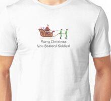 Merry Christmas from Markiplier Unisex T-Shirt