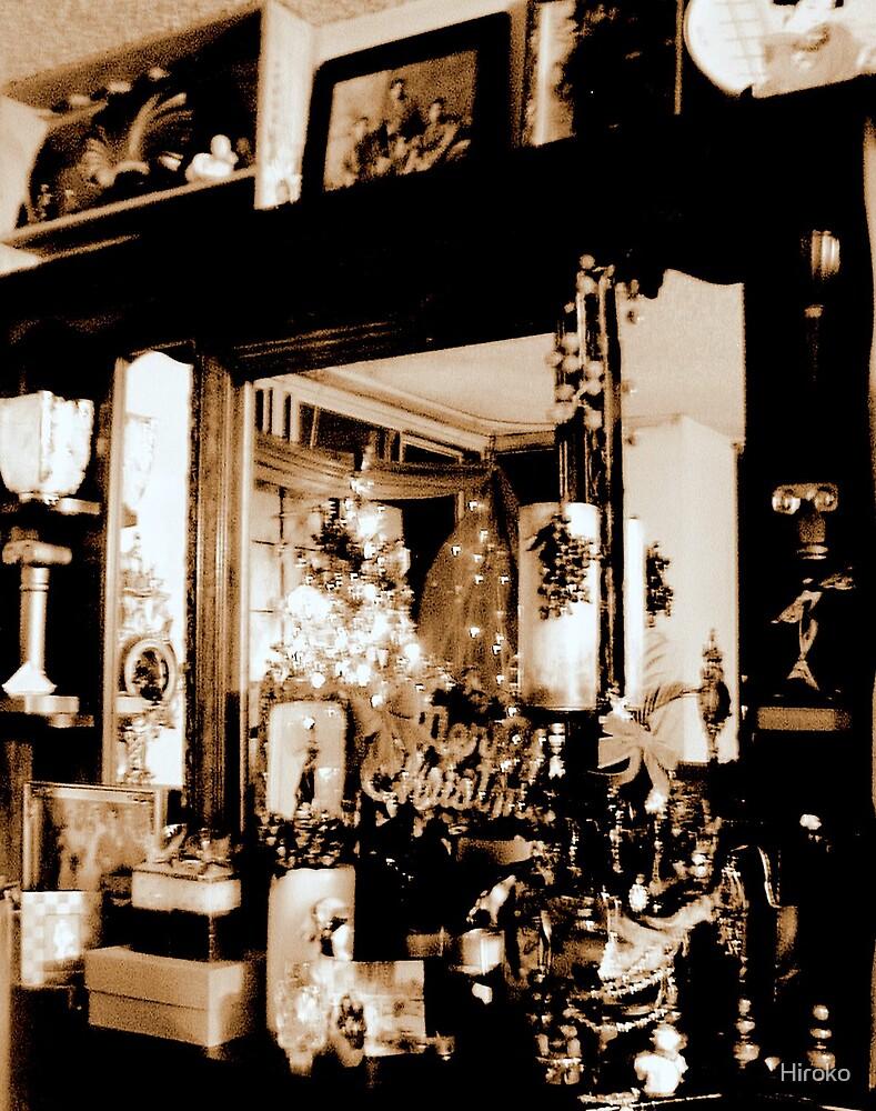 Nostalgic Reflections  by Hiroko