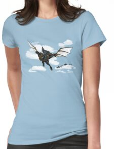 Dream Big, Daddy! Womens Fitted T-Shirt