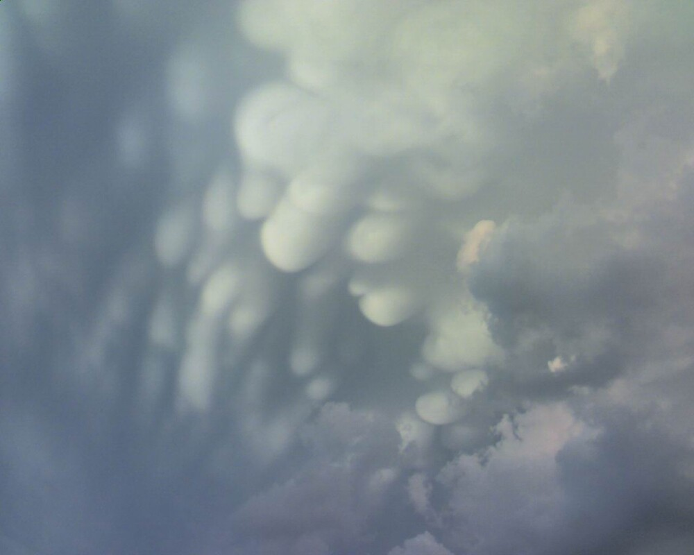 round cottonball clouds by nickdg60