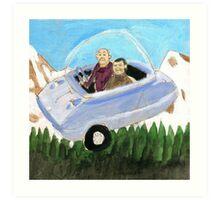 New Car 1 Art Print