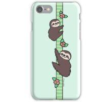 Three Toed Sloths iPhone Case/Skin