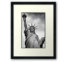 Liberty Framed Print