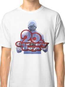 20th Century Boys World in Hands Classic T-Shirt