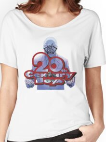 20th Century Boys World in Hands Women's Relaxed Fit T-Shirt
