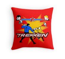 TREKKEN Throw Pillow