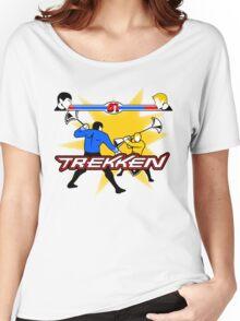 TREKKEN Women's Relaxed Fit T-Shirt