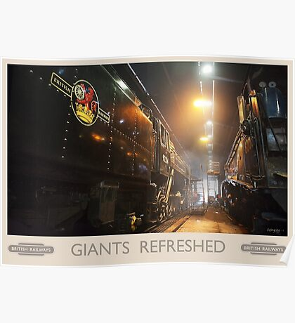 Giants Refreshed Poster