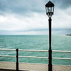 From the pier at Worthing, West Sussex, England by Jim Lovell