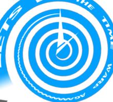 Time Warp Sticker