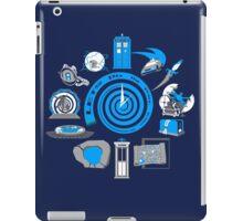 Time Warp iPad Case/Skin
