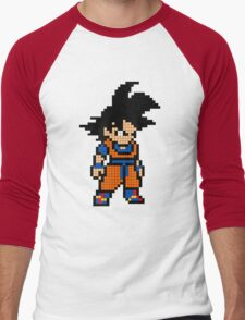 Goku 8MB Men's Baseball ¾ T-Shirt