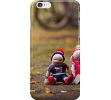 Autumn Fun iPhone Case/Skin