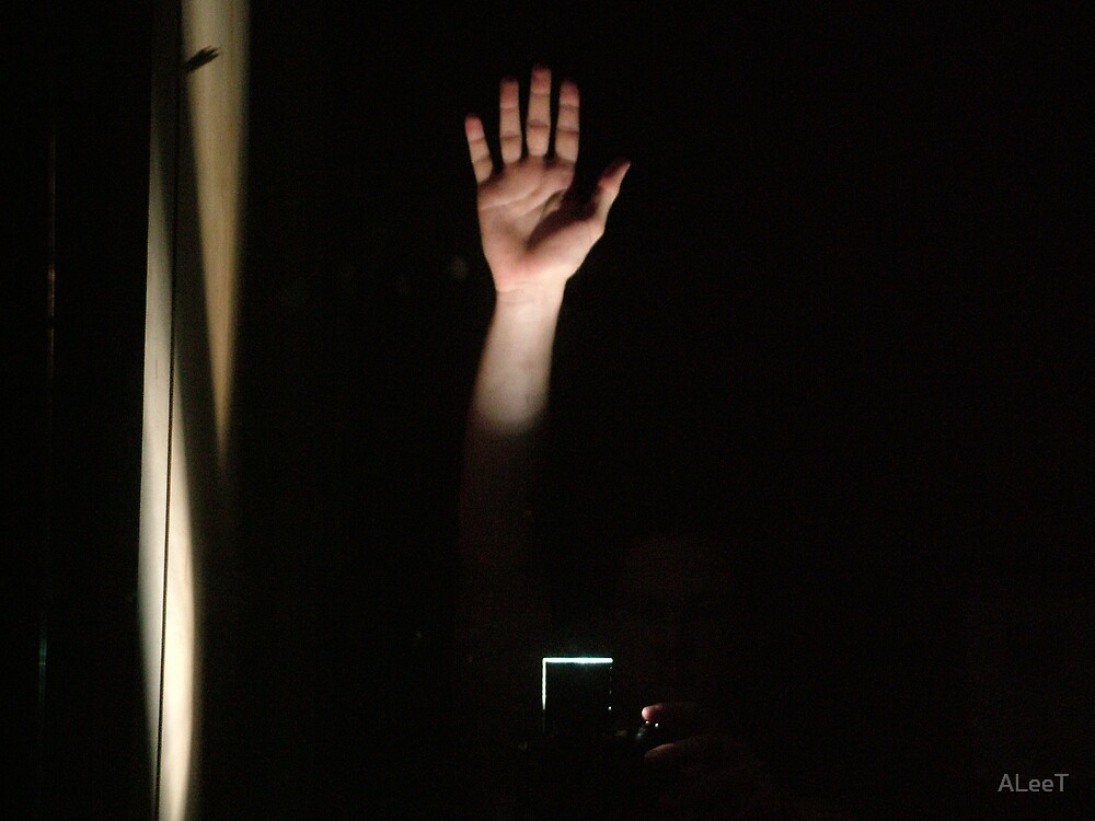 Mystic Hand by ALeeT