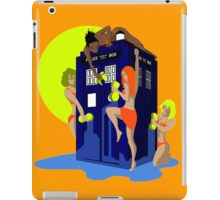 Tardis wash iPad Case/Skin