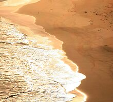 Upon Golden Sands by Michael  Bermingham