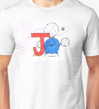 J is for Jump Luff Unisex T-Shirt