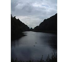 Crag Water Photographic Print