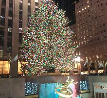 Christmas in New York by catgarlo