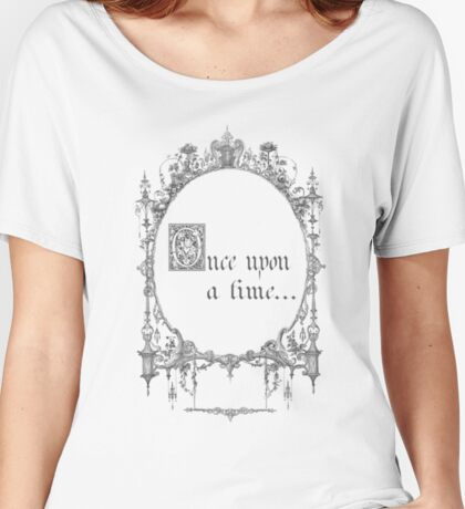 Once Upon a Time Magic Mirror Women's Relaxed Fit T-Shirt