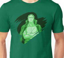 Roronoa Zoro - Green Theme Unisex T-Shirt