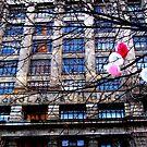 Nicholas Building by Coralie Alison