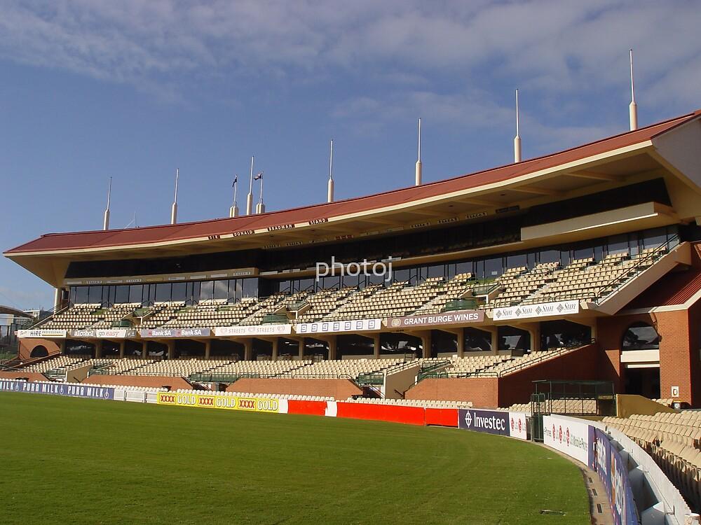 photoj Sth Australia-Adelaide Cricket Oval, Sir Bradman by photoj