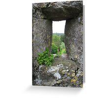 Blarney Castle Greeting Card