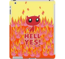 Hell Yes! iPad Case/Skin