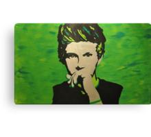 Niall Horan Pop-Art Portrait Canvas Print