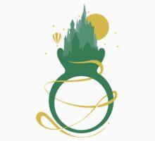 Emerald Ring Kids Tee