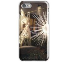 Angel snowflake iPhone Case/Skin