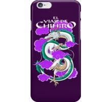El Viaje de Chihiro Haku iPhone Case/Skin