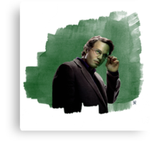 Bruce Banner Canvas Print