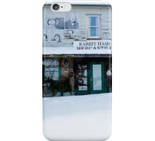 Rabbit Hash Mercantile iPhone Case/Skin