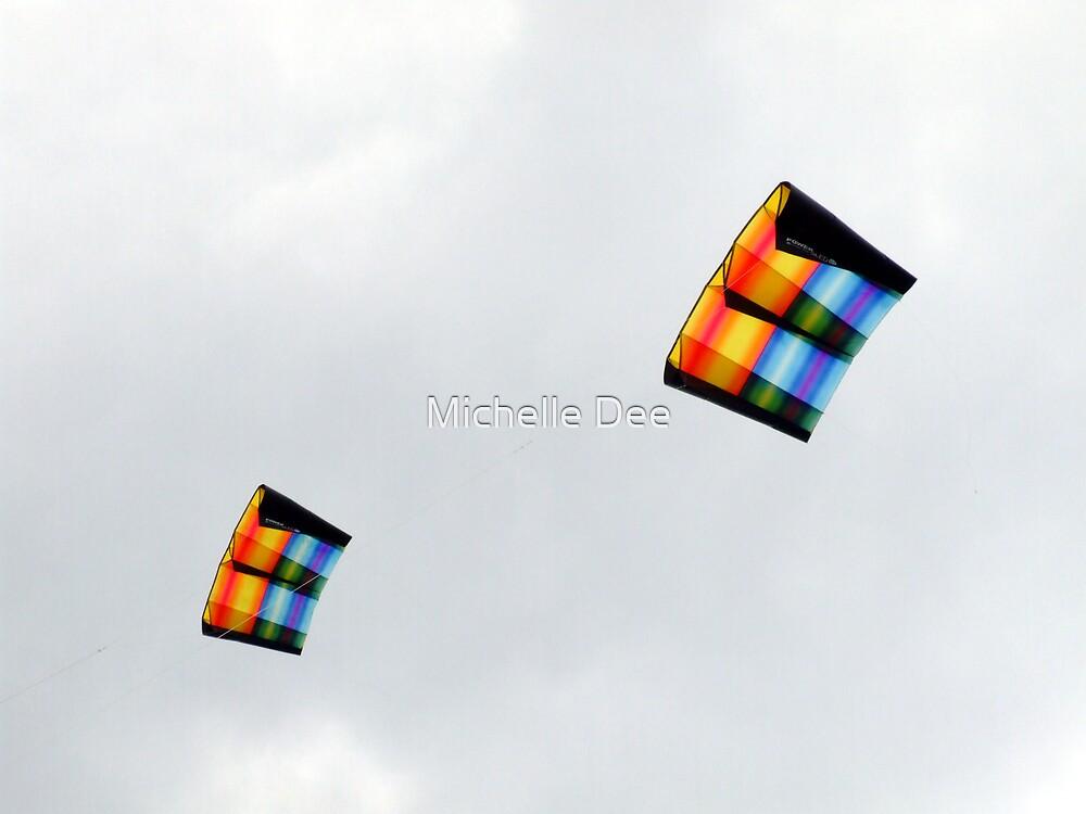 Flying High by michelleduerden