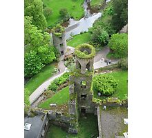 View from Blarney Castle Photographic Print