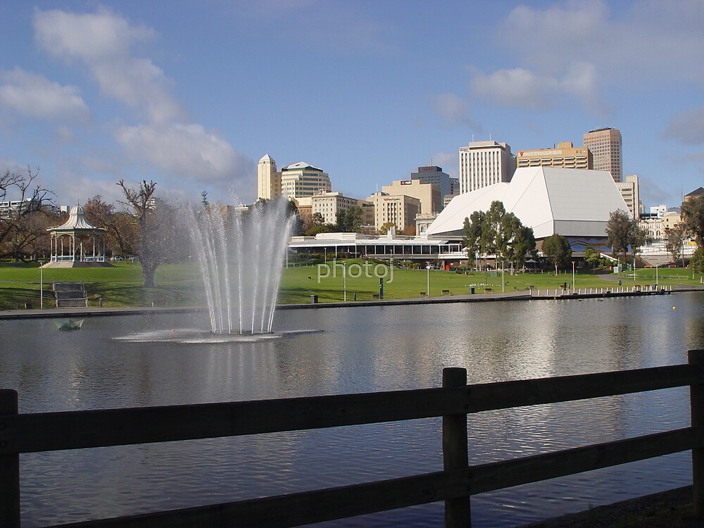 photoj Sth Australia- Adelaide City, River Torrens by photoj