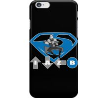 Kneel Before Zod Ballz iPhone Case/Skin