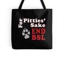 End BSL2 Tote Bag