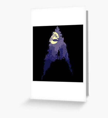 Star Trek Into Darkness Greeting Card