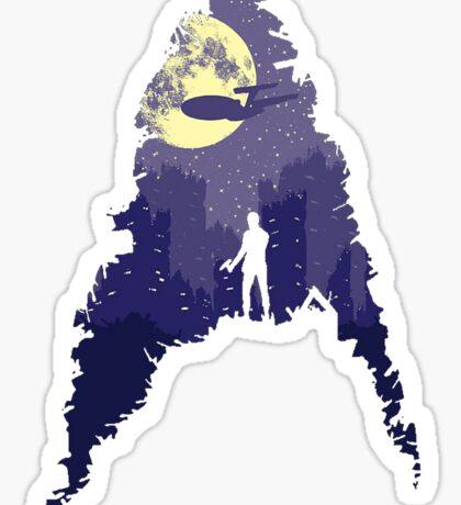 Star Trek Into Darkness Sticker