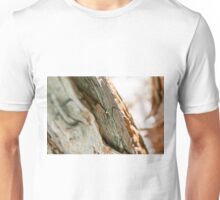 Aesthetic Tree Trunk Unisex T-Shirt