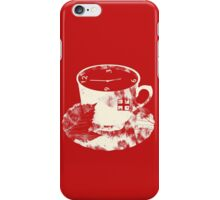 English Tea iPhone Case/Skin