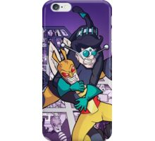 Wing It! Collected Cover iPhone Case/Skin
