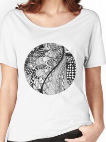 PsycheSun Women's Relaxed Fit T-Shirt