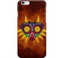 Majora's Mask Paint iPhone Case/Skin